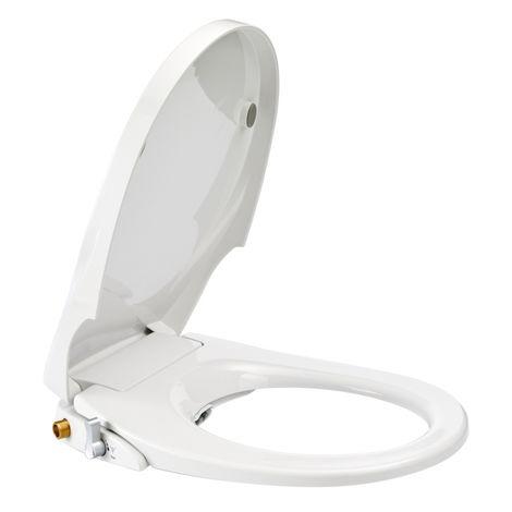 Abattant wc japonais - lavant non électrique