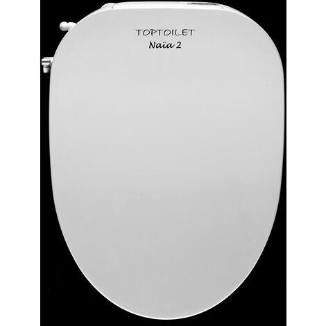 Abattant WC japonais Naïa 2 TopToilet - Blanc