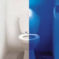 Abattant WC Lumineux 'Everlight' Blanc