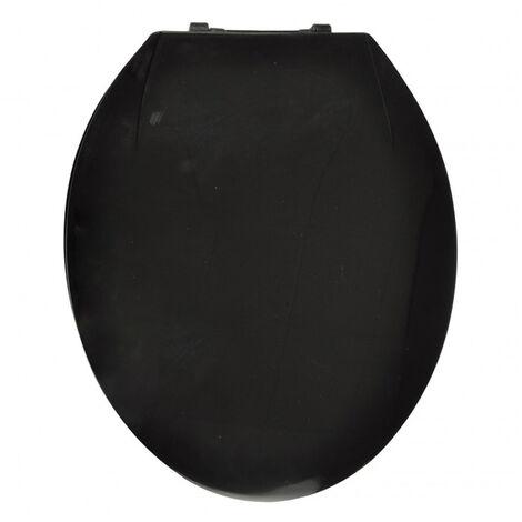 Abattant WC noir - Noir