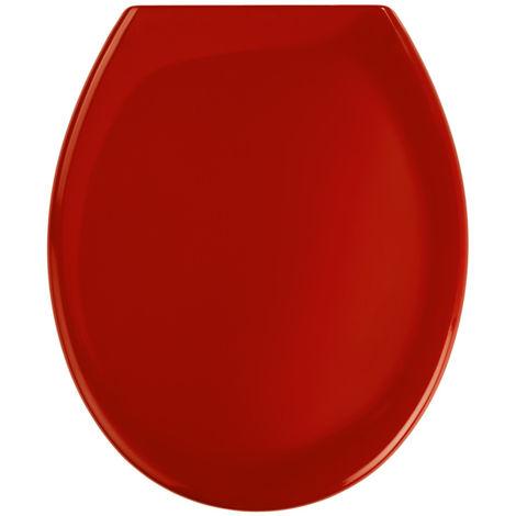 Abattant WC Premium Ottana Red Easy-Close WENKO