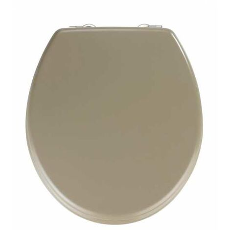 Abattant WC Prima beige sable mat