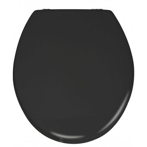 Abattant WC Prima noir mat