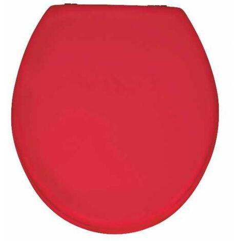 Abattant WC Prima rouge WENKO