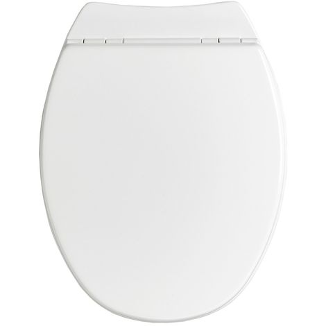 Abattant WC Serenity - Blanc - Blanc