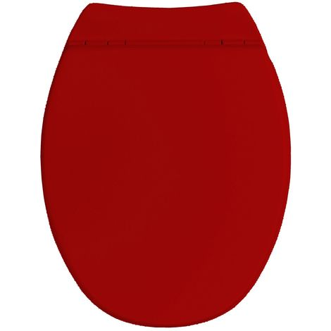Abattant WC Serenity - Rouge - Rouge