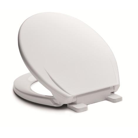 Abattant WC Siège de Toilette Blanc mod. Airbag