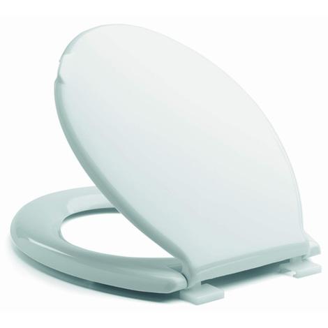 Abattant WC Siège de Toilette Blanc mod. M94