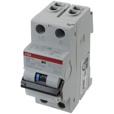 ABB FI/LS-Schutzschalter DS201 M C16 APR30