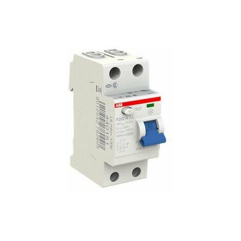 ABB FI-Schutzschalter, Pro M compact 40 A, 2-polig, 0,03 A