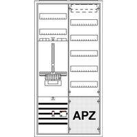 ABB KS256B Komplettschrank, Aufputzmit Zählerkreuz, 2/3A 1Z1V5APZ