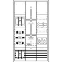 ABB KS4306 Mess- und Wandlerschrank, Aufputzmit BKE-I