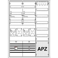 ABB KS718B Komplettschrank, Aufputz mit BKE-I, 3/3A 2Z2RES1V5APZO