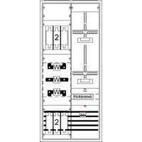 ABB KS825SB KS825SB Mess- und Wandlerschrank Aufputz, mit Zählerkreuz