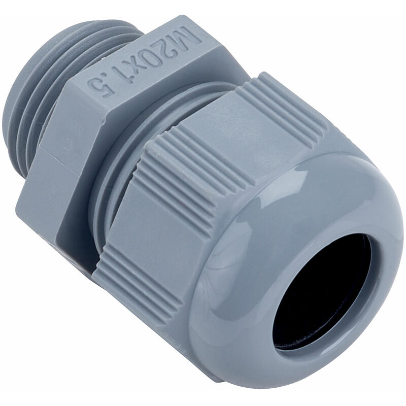 Image of NCG-M203G M20 10-14mm Grey IP68 Nylon Cable Glands - ABB