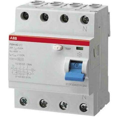 ABB Stotz S&J FI-Schutzschalter F204AS-40/0,3