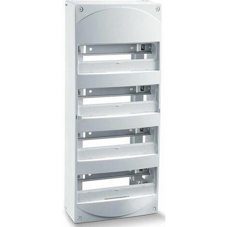 ABB Tableau électrique Galé\'o 4 rangées 52 modules a équiper