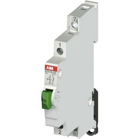 ABB Taster 16A 1 Schließer, 1 Öffner 250 V/AC 2CCA703150R0001 X56926