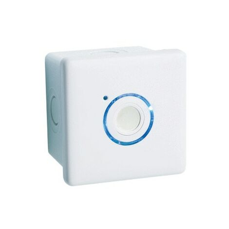 ABB TOUCH TIMER OUTDOOR 3-WIRE 16A WHITE 2 MIN - 2 HR