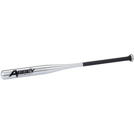 Abbey Bate de béisbol de aluminio 65 cm
