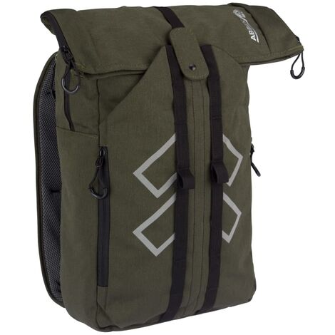 Abbey Outdoor Messenger Bag X-Junction 18 L Army Green and Black