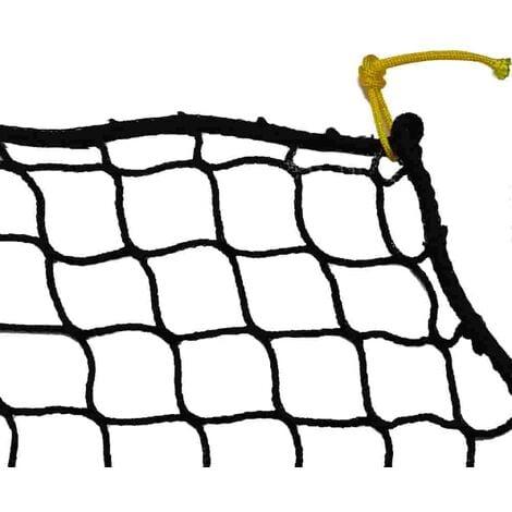 Abdecknetz knotenlos ohne Expanderseil