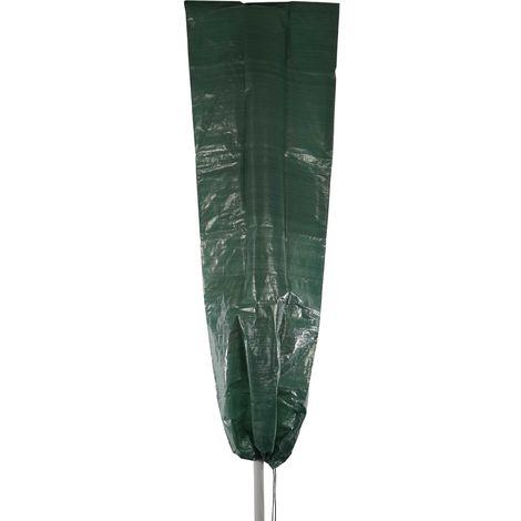 LEX Schutzhülle für Sonnenschirm 260-450 cm Partyschirm Hülle Schutz Schirm