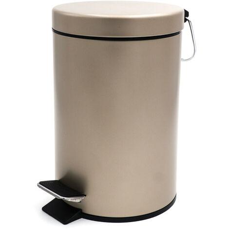 Abfalleimer Ed 3 Liter mit Soft-Close
