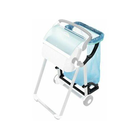 Abfallsackhalterung - für Putzpapierabroller - für 120-l-Abfallsack