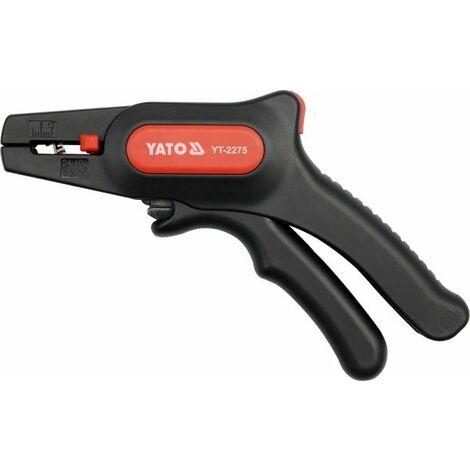 Abisolierzange 0,5 - 6 mm² Yato YT-2275