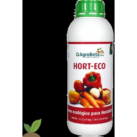 ABONO 1L ECO PARA HORTALIZAS. HORT-ECO