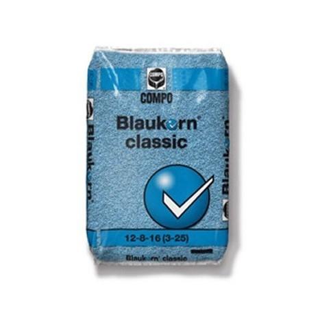 Abono azul Blaukorn Classic 25 kg Compo