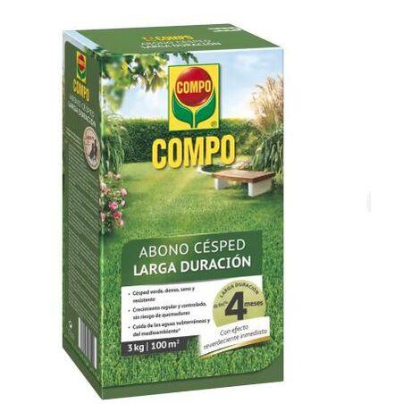 Abono Césped Floranid 3 kg Compo