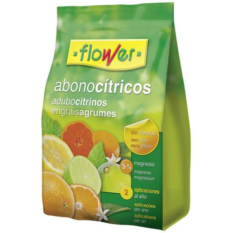 Abono Citricos 250 G - FLOWER - 110771..