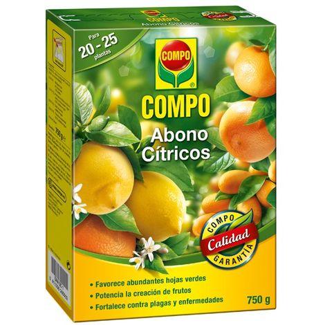 Abono cítricos Compo 750 Gr