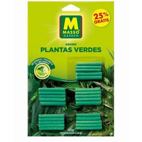 ABONO CLAVO PLANTAS VERDES 25 UDS