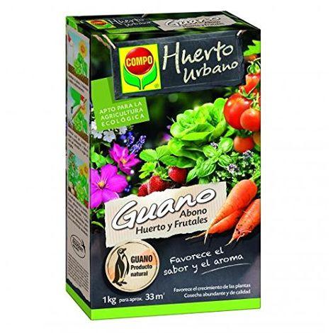 Abono compo guano huerto-frutales 1 Kg
