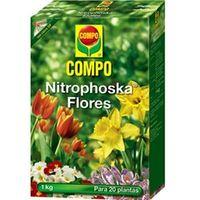 Abono compo nitrophoska flores 1 kg.