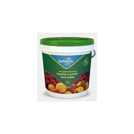 Abono Fertiberia Huerto Jardin Ecologico 3kgs