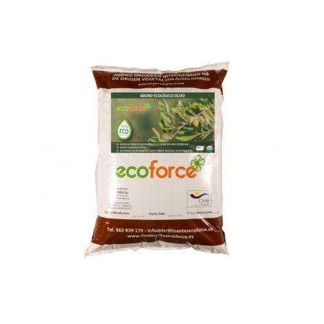 Abono - Fertilizante Ecológico de 25 Kg Especial Olivo y Plantas Mediterráneas