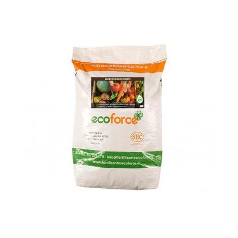 Abono - Fertilizante Ecológico de 25 Kg Especial para el Huerto