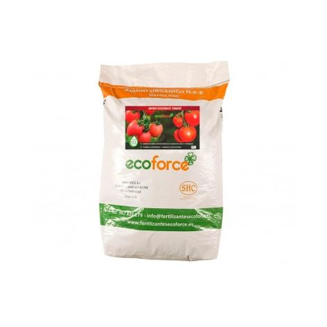 Abono - Fertilizante Ecológico de 25 Kg Especial para el Tomate