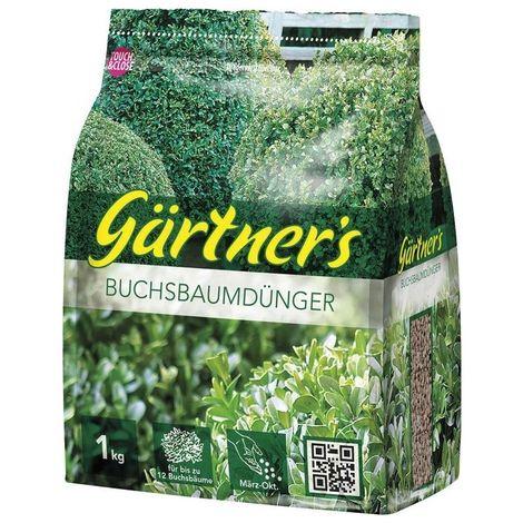 Abono GÄR 1 kg Gärtners