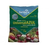Abono granulado FERTIBERIA UNIVERSAL AZUL para todo tipo de plantas