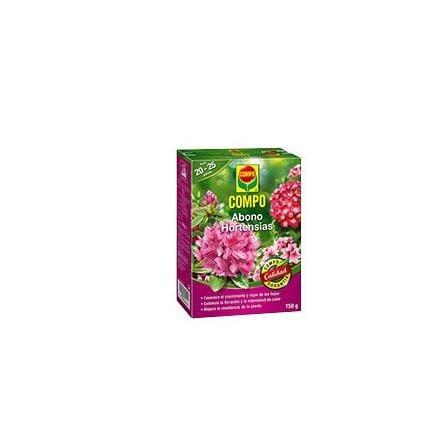 Abono hortensias Compo 750 Gr