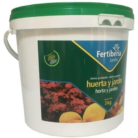 Abono Huerta Jardin Feriberia 3K