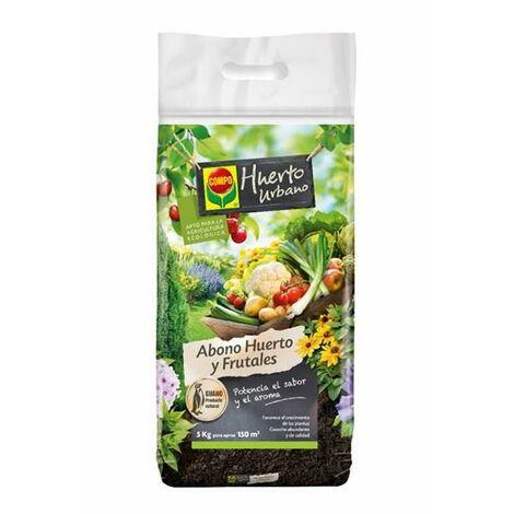 Abono Huerto Y Frutales Compo 5 Kg