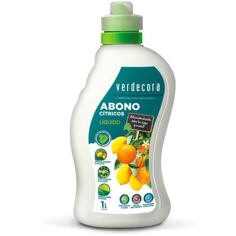 ABONO LIQUIDO CITRICOS 1L VERDECORA