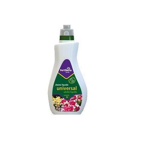 Abono líquido FERTIBERIA UNIVERSAL 1L para todo tipo de plantas