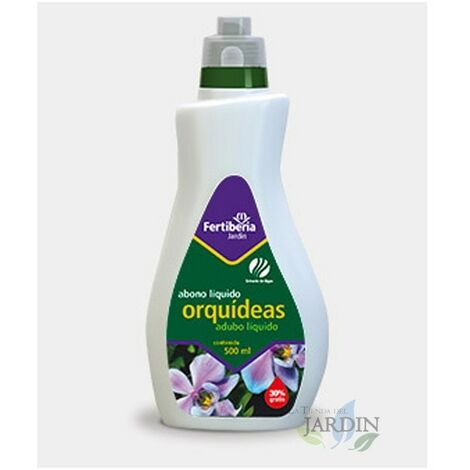 Abono líquido Orquídeas Fertiberia, 500 ml